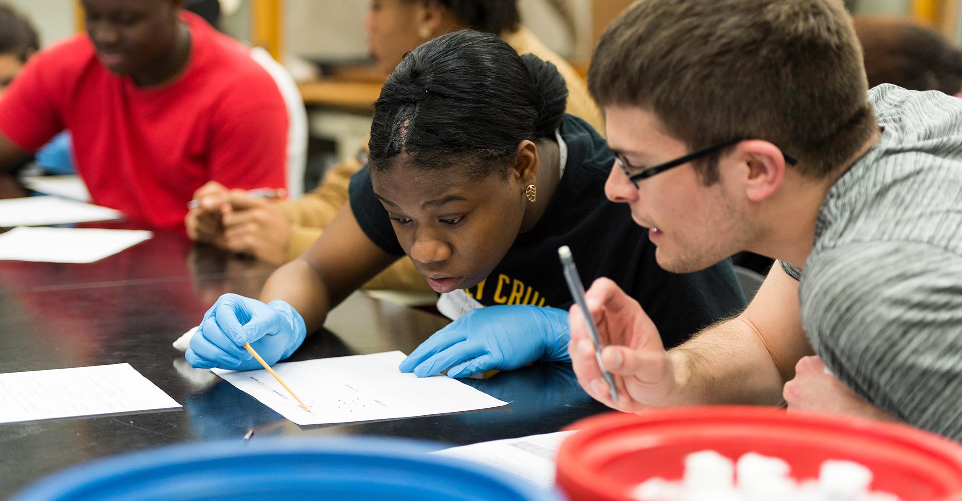 Apply now for a prestigious National Science Foundation Robert Noyce Teacher Scholarship f